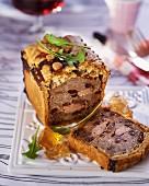 Pate en Croute (Pastete, Frankreich)