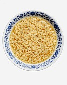 Bowl of Ramen Noodle Soup