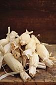 Tamales (Gefüllte Maisblätter, Lateinamerika)