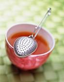 Tea Cup & Tea Infuser
