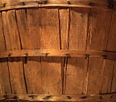 Wooden Basket, Close-Up