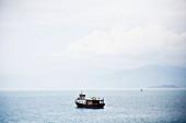 Fishing Boat, Nha Trang, Vietnam