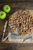 Granny Smith apple cake
