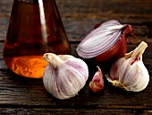 Garlic, onion and apple vinegar