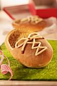 A bread shoe