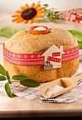 Bread and salt as a housewarming gift