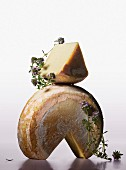 Mutschli (Swiss mountain cheese)