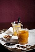 Aprikosenpudding aus Ägypten