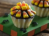Halloween Cup Cakes