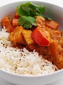 Moroccan vegetable ragout