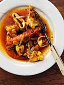Brodetto (fish stew, Italy)