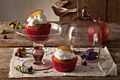 Apfel-Cup Cakes