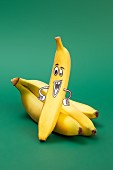 Bananengesicht