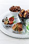 Homemade, Mediterranean sweets