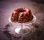 Assmannshausen red wine cake
