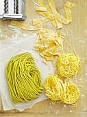 Fresh, homemade pasta