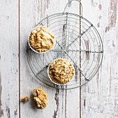 Almond muffins with stevia (low carb)