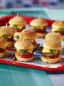 Sliders on a Platter