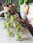Avocado shots