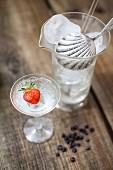 Erdbeer-Gin