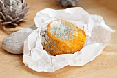 French blue-veined cheese