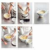 Making butter cream