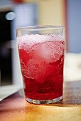 Tinto de verano (red wine with lemonade, Spain)