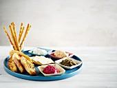 Snack-Platte