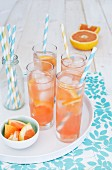 Grapefruit drinks