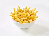 A bowl of fries