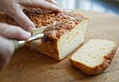 Cheddar bread