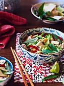 Hu tieu mi di, Vietnamese dish