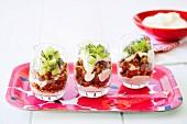 Joghurt-Karamel-Crunch