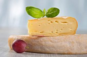 Reblochon cheese from Savoy, France