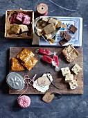 Selbstgemachtes Konfekt: Fudge, Karamell & Bonbons