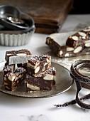 Chocolate panforte (Italy)