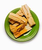 Caribbean tamales