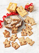 German and Austrian Christmas biscuits