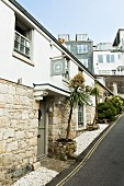 The Tide House Hotel in St. Ives (Cornwall, England)