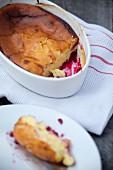 Cranberry bake