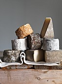 Goat's cheese from Normandy
