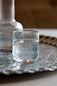 Hot water (Ayurveda diet)