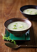Fennel and potato soup