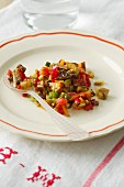 Candied vegetables