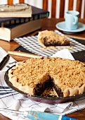 Shoofly Pie (molasses crumble cake, USA)