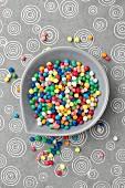 Sugar pearls
