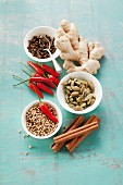 Spices for making smoothies