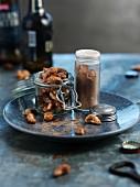 Spicy cashews nuts