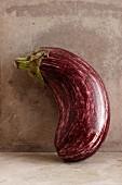Eine Aubergine