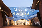 Marta Herford Museum for contemporary art and current design trends particularly in the furniture industry